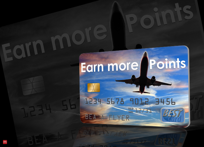 Earn More Points Sell Credit Card