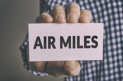 Not Using Air Miles Only Helps the Airlines